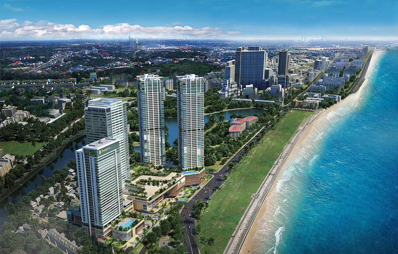 The Residences at One Galle Face