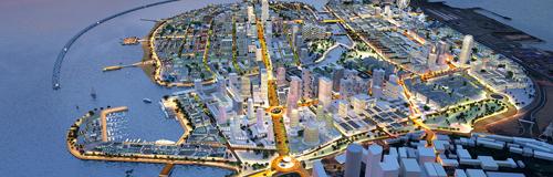 Colombo International Financial Centre (Port City)