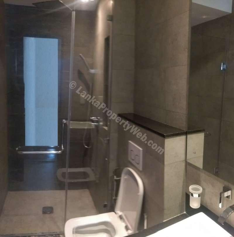 Apartment for rent in Colombo 7 - Capitol elite- live in absolute fascination -  two bed fully furnished brand new apartment