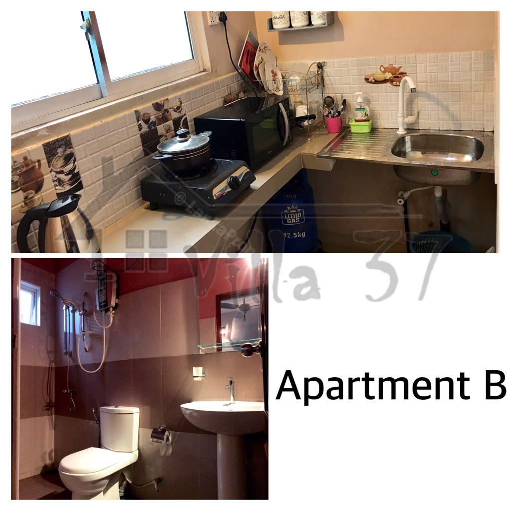Apartment for rent in Colombo 4