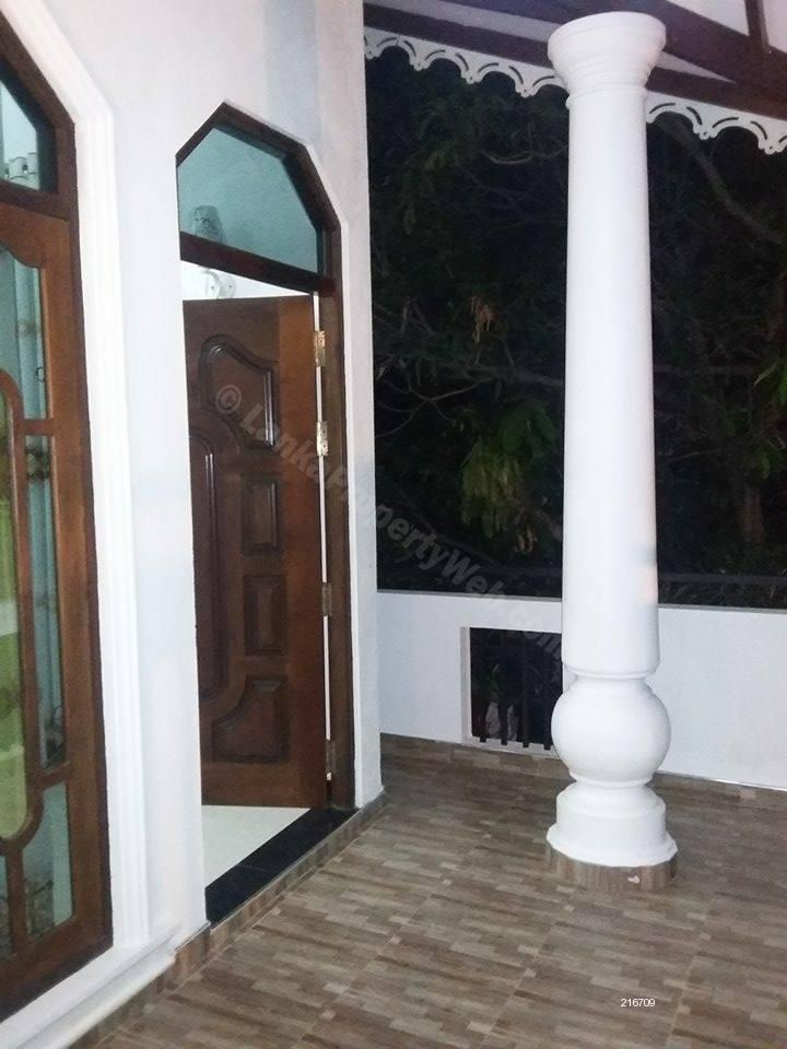 Front Balcony  - Houe for Rent in Negambo