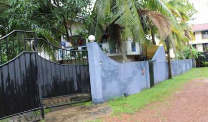 Land with house for sale/rent
