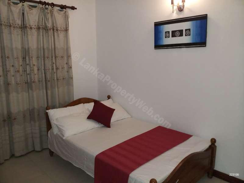 2nd Bedroom  - 3 BR Wellington Residencies Furnished Apartment for Short term rent in Colombo 6