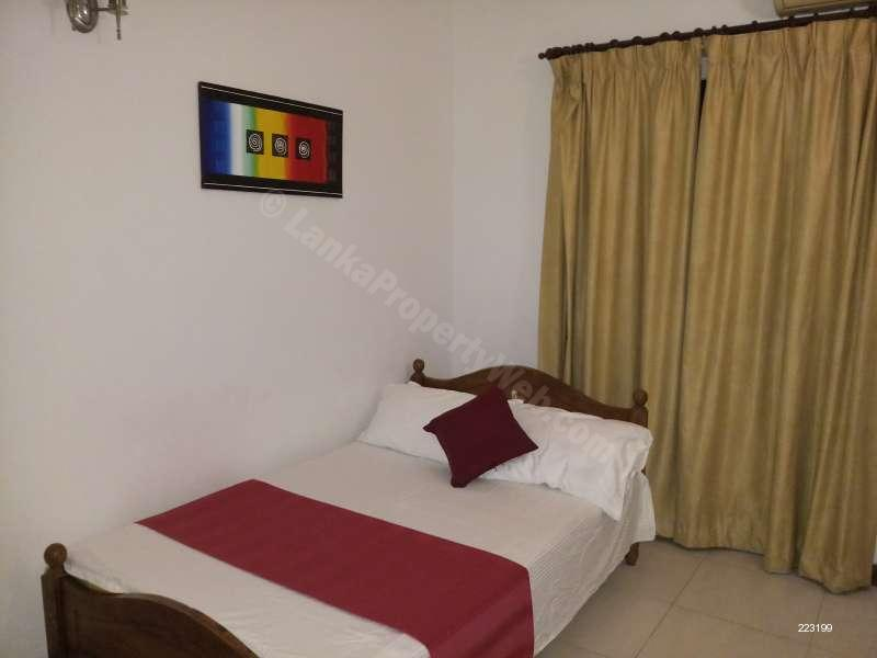 3rd Bedroom  - 3 BR Wellington Residencies Furnished Apartment for Short term rent in Colombo 6