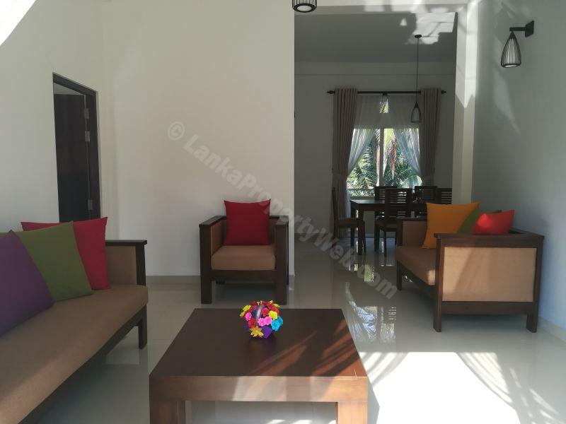 House for rent in Kalutara - Apartment house for rent in Kalutara