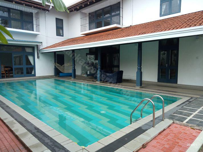 Bungalow for rent in Colombo 5 (Thimbirigasyaya, Havelock Town, Kirulap