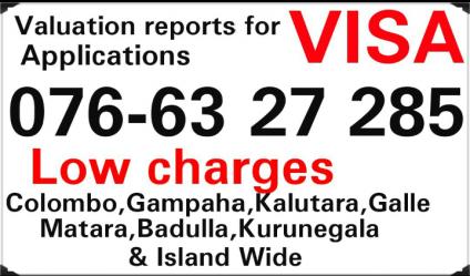 Valuers in Sri Lanka