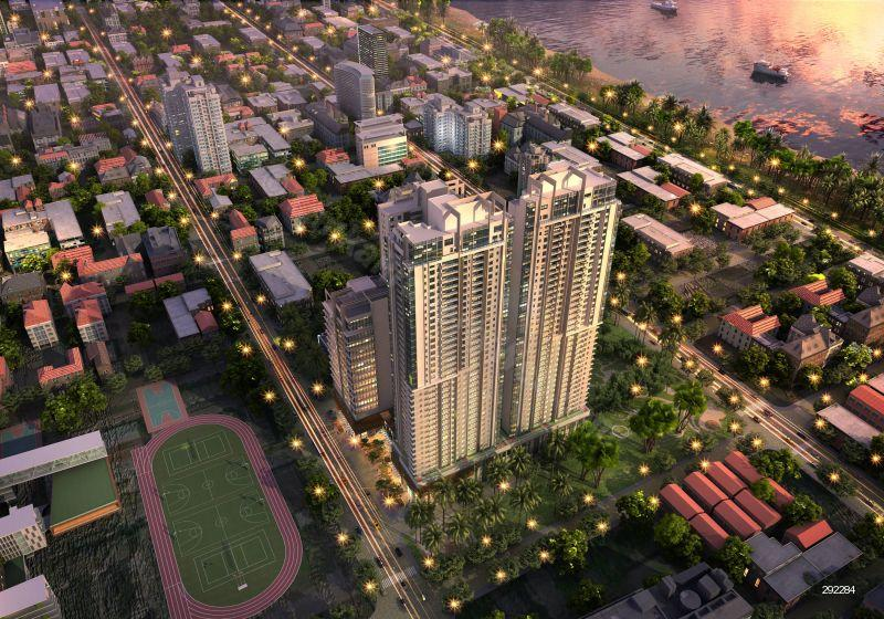 Apartment for sale in Colombo 3 - Astoria - 2 Bedrooms Luxurious apartment for sale in Colombo 3