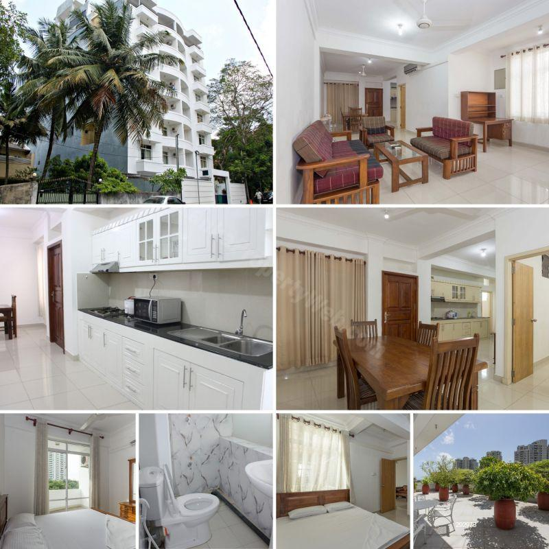 5 Bedroom Apartment: Apartment For Rent In Colombo 5