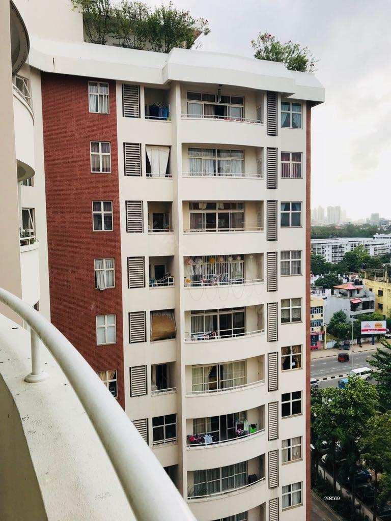 Apartment for rent in Colombo 8 - 3 Bedroom Apartment For Rent in Trillium Residencies Colombo 8 (Unfurnished)