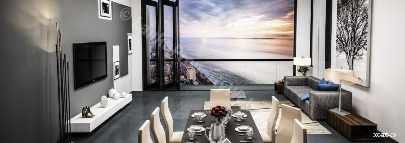 Apartment for sale in Colombo 3 - Luxurious Sea View 4 BR *Duplex* Apartment for sale in Colombo 3 - Peak Residencies