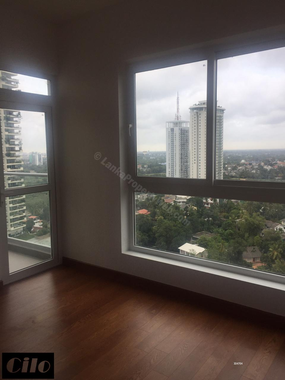 Apartment for sale in Rajagiriya - 3 bedroom unfurnished brand new higher floor apartment in Rajagiriya Elements for sale