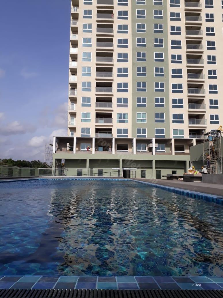Apartment for sale in Rajagiriya -  4 bedroom brand new unfurnished Luxury apartment at Elements by Fairway Rajagiriya for rent