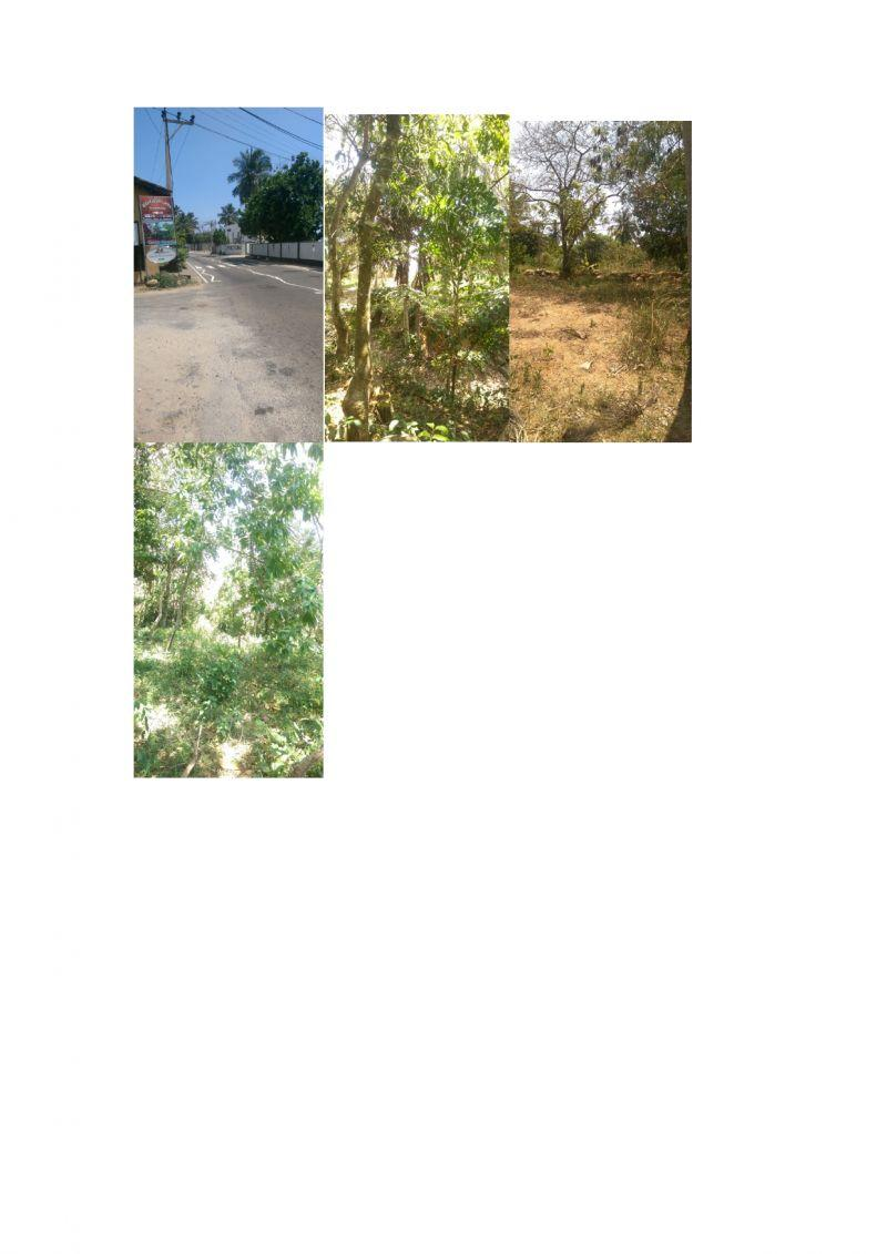 Bare Land for sale in Unawatuna - Prime Land In Unwattuna