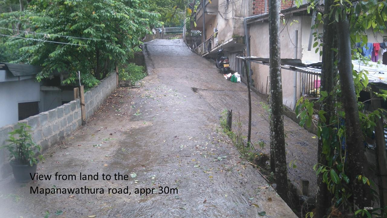 Bare Land for sale in Kandy - Land in Kandy, Katugastota – Mapanawathura Road