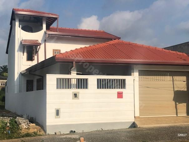 House for sale in Homagama - Two Story luxury House for Sale - Homagama