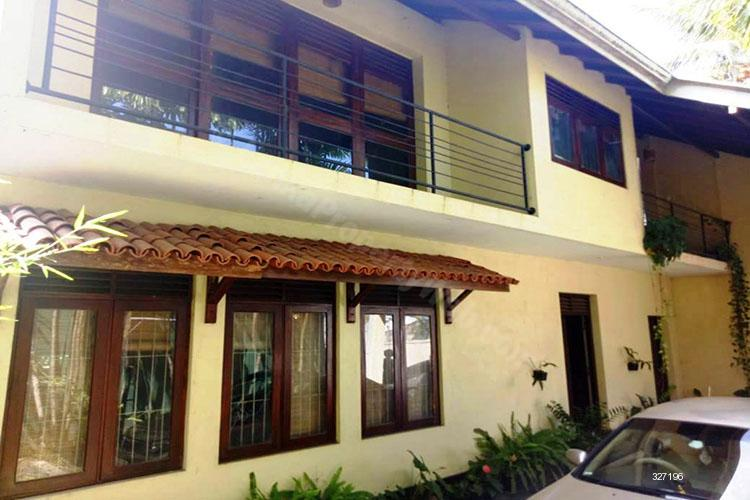 House for sale in Pannipitiya - Architect designed Two storied House for sale in Mahalwarawa, Pannipitiya.