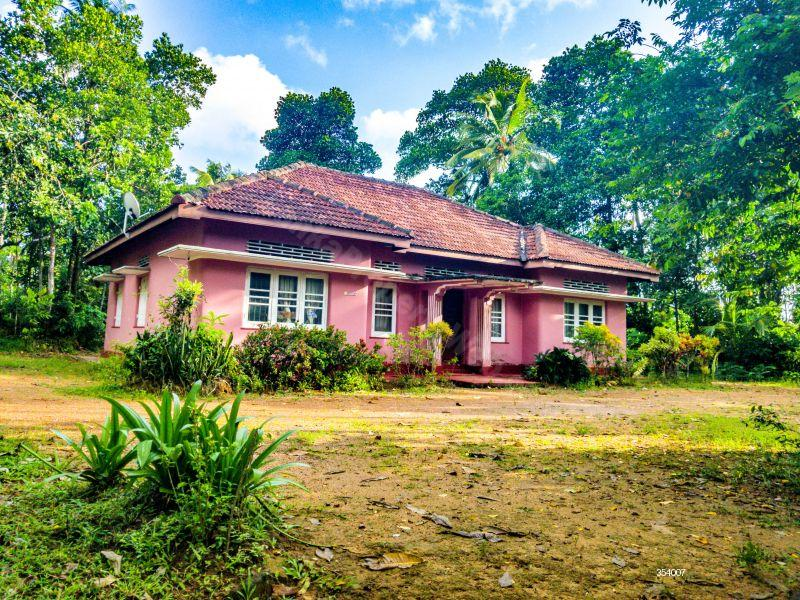 Land With House For Sale In Ahangama Enthralling Art Deco Style House