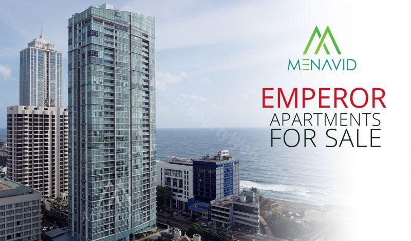 Apartment for sale in Colombo 1 - Shangri-la / Emperor / Onthree20 Apartments For SALE.