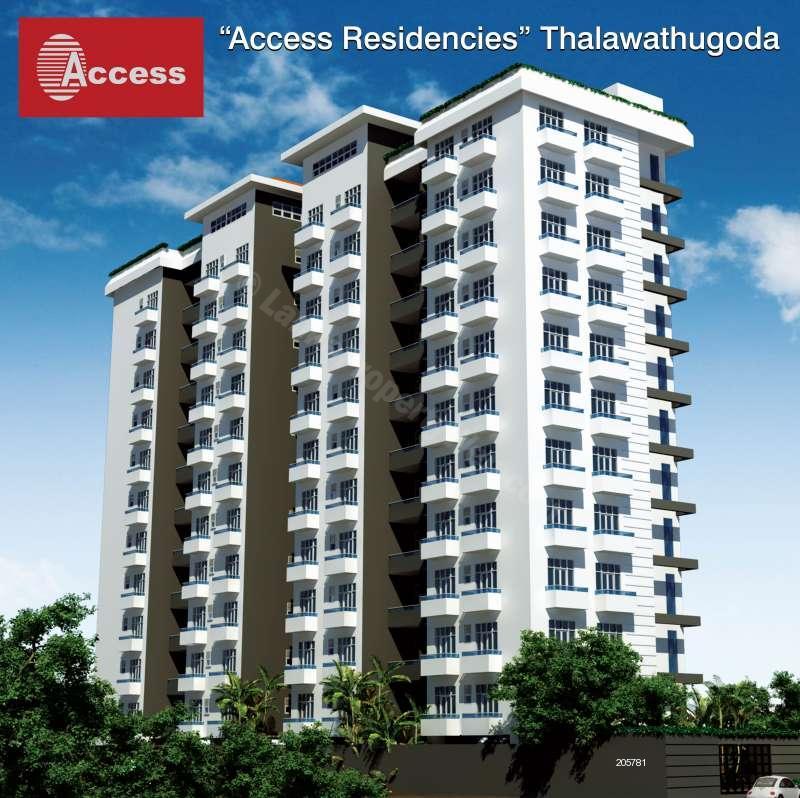 Apartments For Sale In Thalawathugoda