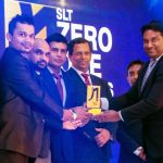 Lanka Property Web wins Best Digital-Integrated Campaign at SLT Zero One Awards