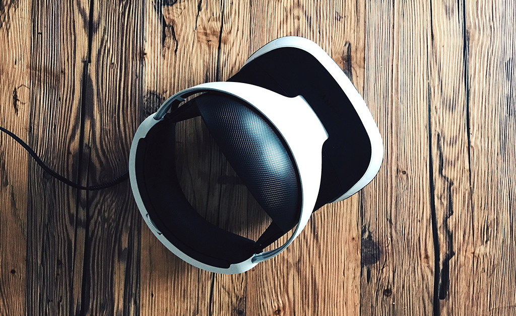 virtual reality oculus go headsets